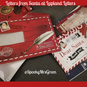 Letters from Santa at Lapland Letters