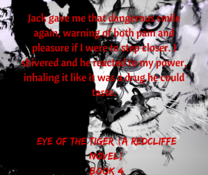 Eye of the Tiger excerpt 1