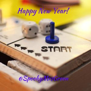 Happy New Year! 2020 SpookyMrsGreen