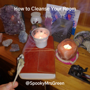 How to Cleanse Your Room