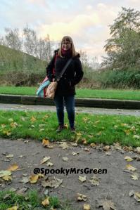 SpookyMrsGreen Autumn Walk