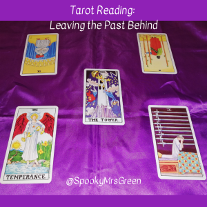 Tarot Reading_ Leaving the Past Behind