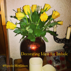 Decorating Ideas for Imbolc