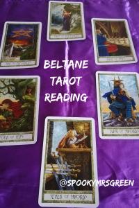 Beltane Tarot Reading @SpookyMrsGreen