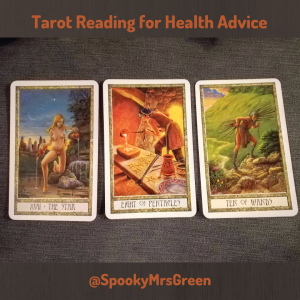 Tarot Reading for Health Advice