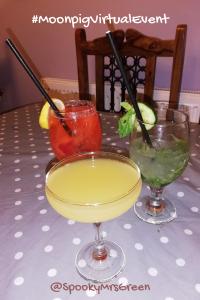 Cocktails @SpookyMrsGreen