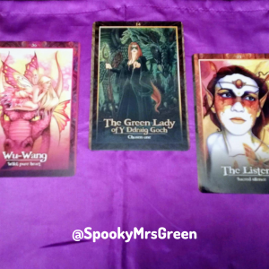 Dragonfae Cards @SpookyMrsGreen