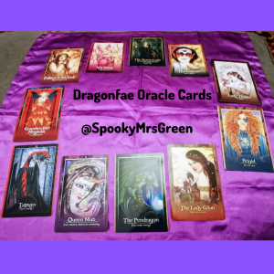 Dragonfae Oracle Cards