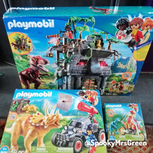 Playmobil Boxed Sets @SpookyMrsGreen