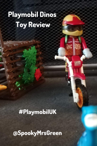 Playmobil Dinos Toy Review