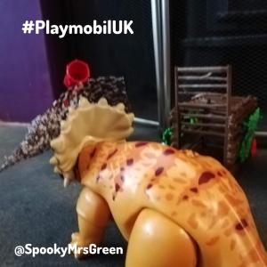 #PlaymobilUK Triceratops