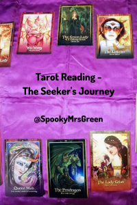 Tarot Reading - The Seeker's Journey